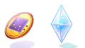 「亡国の硬貨」「亡国の宝石」